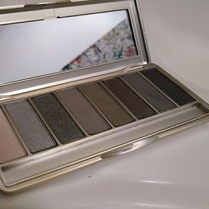 No.7 Limited Edition Eye Palette- Smoky